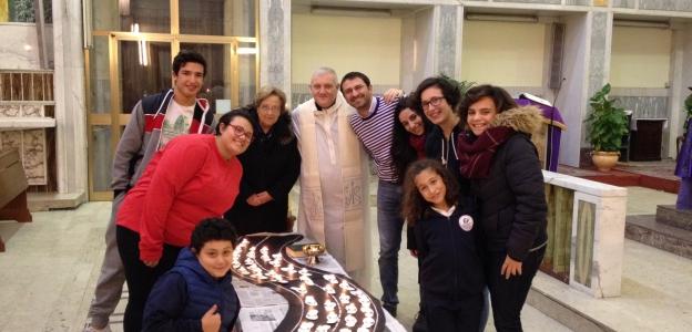 Festa dell'Adesione all'Azione Cattolica 2014
