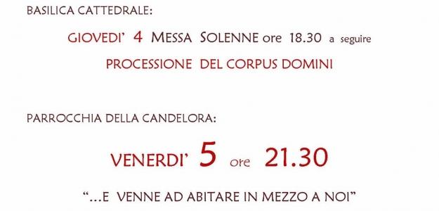 Solennità del Corpus Domini